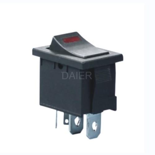 KCD1-3-101ENLed Rocker Switch