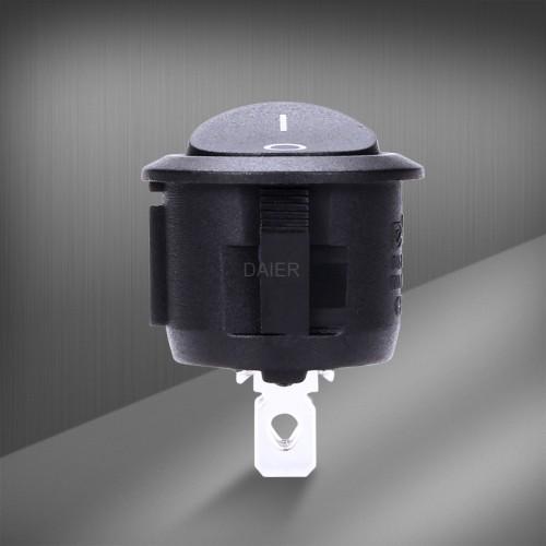 KCD1-5-101 RoundRocker Switch
