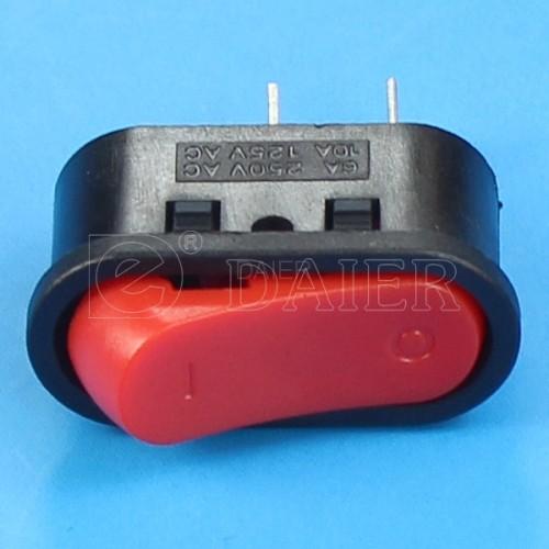 KCD1-10-101 Rocker Type Switch T55