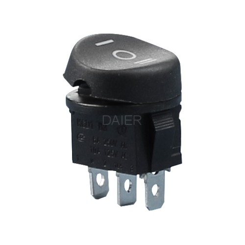 KCD1-11-103Automotive Rocker Switch