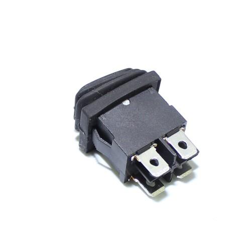 KCD1-4-201W Waterproof Rocker Switch 12V