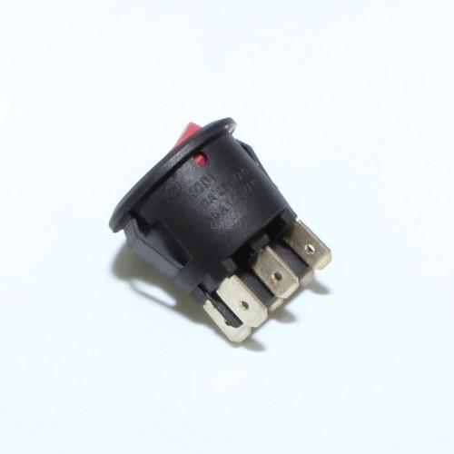 KCD1-5-202 DC Micro Rocker Switch