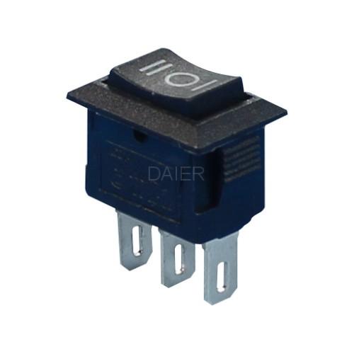 KCD5-103 Three Position 3 Pin Rocker Switch