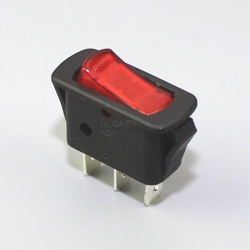 KCD3-12-101N T105 ON-OFF Rocker Switch