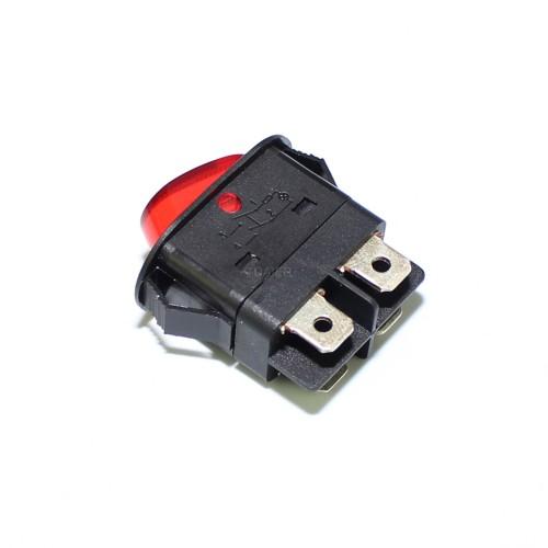 KCD3-14P-201N Rocker Switch Light T85 250VAC