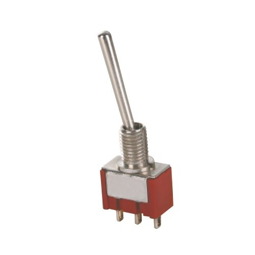 MTS-102-B1 Toggle Switch with Long Handle