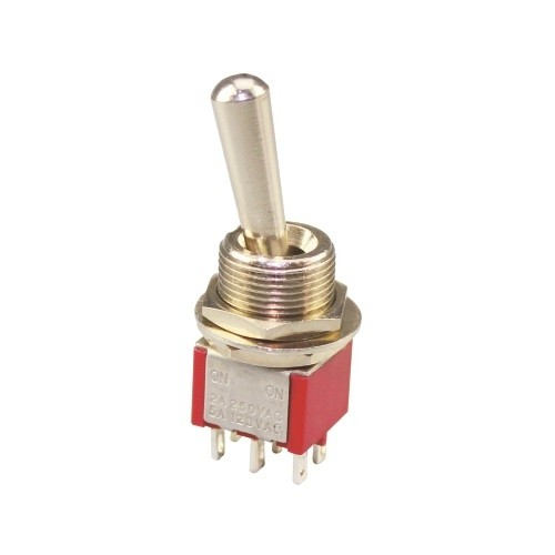 MTS-102-L1 Large Handle Toggle Switch