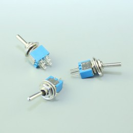 SUB-MINI TOGGLE SWITCH
