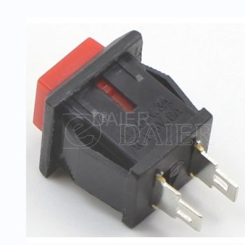 PBS-15B Rectangular Push Button Switch