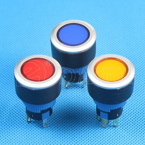 A22-11SY-N-S Illuminated Push Button Switch