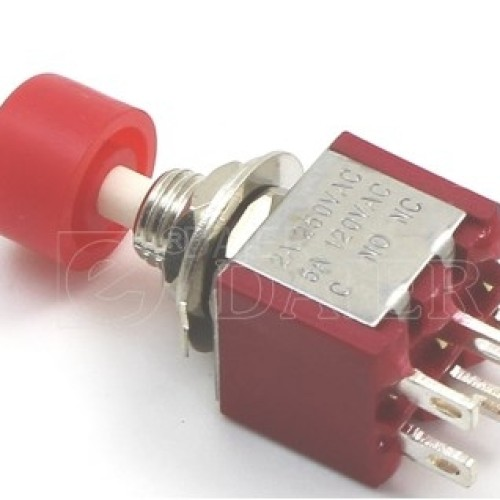 DS-622 Momentary Toggle Pushbutton Switch