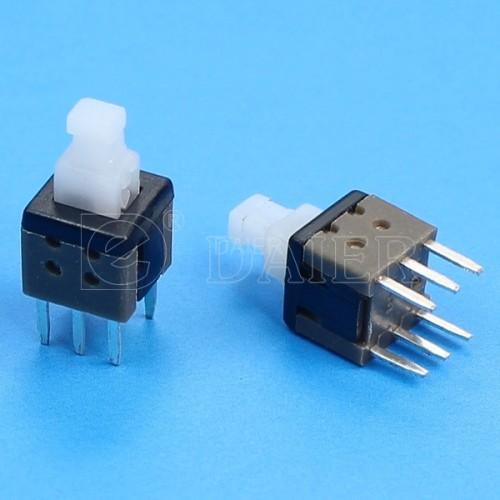 KFC6X6-A 6X6 Mini Push Switch