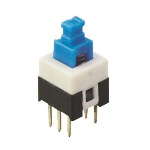 KFC7X7-A Mini Latching PCB Switch