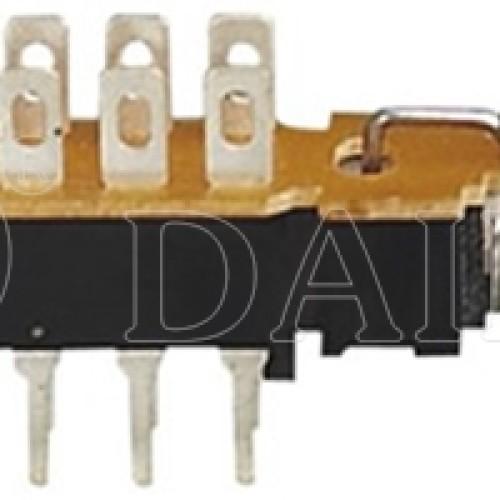 KZJ2X4-A Solder PCB Push Switch