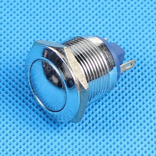 PBS-28B 19mm anti vandal push button momentary switch