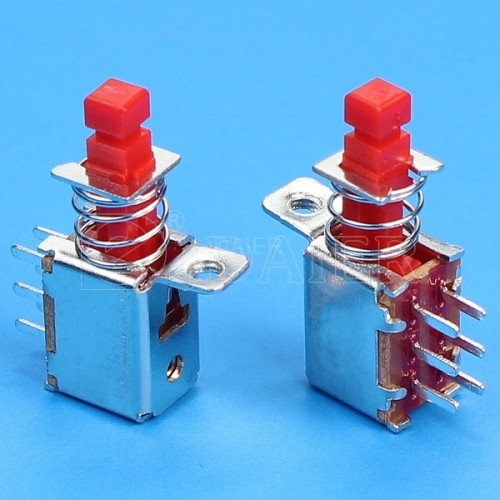PS-22F05L Push Switch With Bracket
