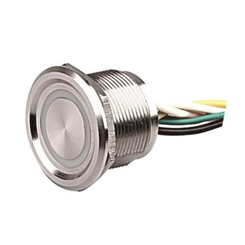 PZ22C-10E 22mm piezoelectric light switch