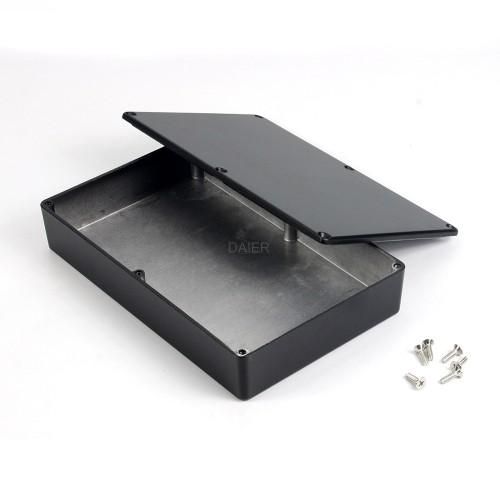 1590DD Die Cast Guitar Effect Pedal Box