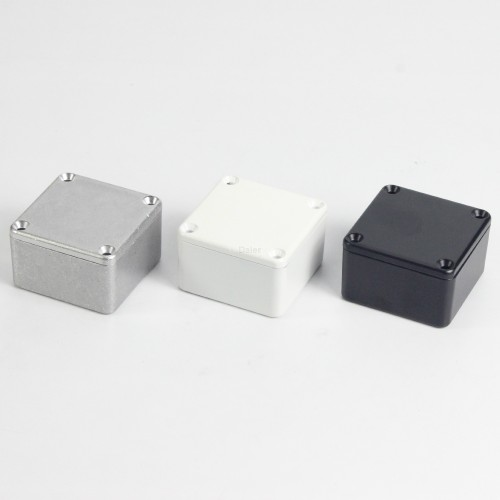 1590LB Mini Bass Foot Stomp Box