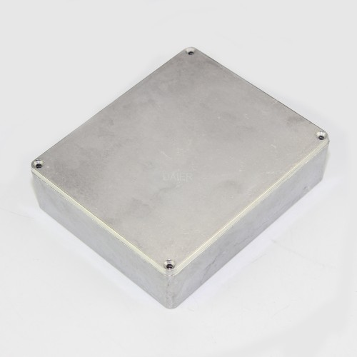 1590XX 1790NS Bare Aluminum Enclosure