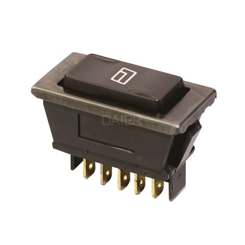 ASW-02D Illuminated Auto Switch DPDT