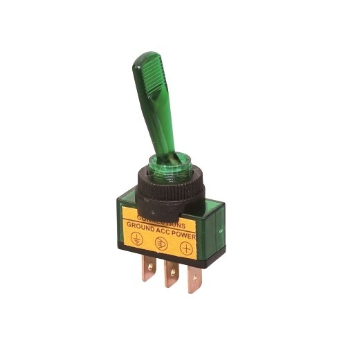 ASW-13D Auto Toggle Switch With LED