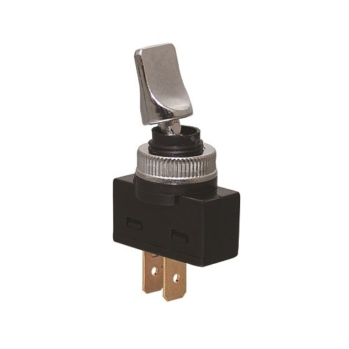 ASW-14-101C Auto Toggle Switch with Chrome Autuator and nut