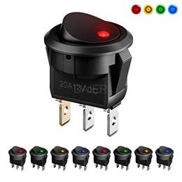 Sub-Mini Rocker Switch