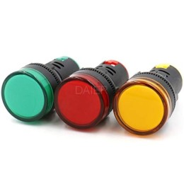 NON-WATERPROOF INDICATOR LIGHT