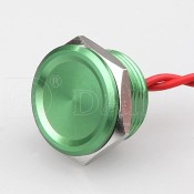 PZ16C-10 16mm Piezo Switch