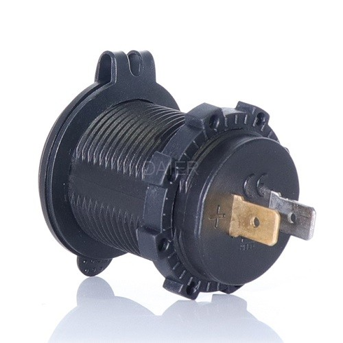 DS2013H-7.2A Fast Car Charger Adapter