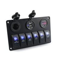 Switch Panel Parts