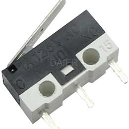 Sub-Mini Micro Switch