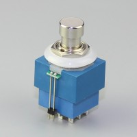 PBS-24-302-N1 Pedal Switch with LED