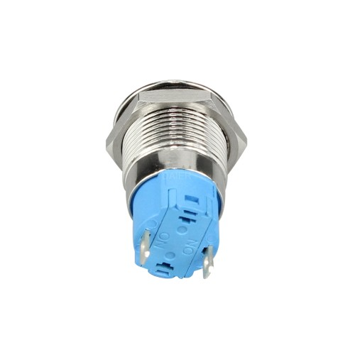 GQ12H2-10 Waterproof Push Button Switch with High Button