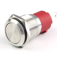LAS3D-16F-11 Heavy duty Metal push button switch with NO NC