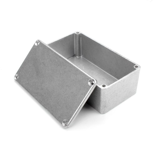 1590BS New Pedal Enclosure Box