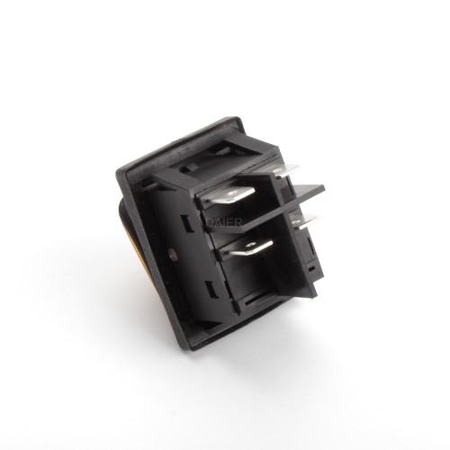 KCD2-201NW-B Heavy duty waterproof rocker switch