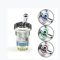 Toggle Switches Selection Guide –Daier Company