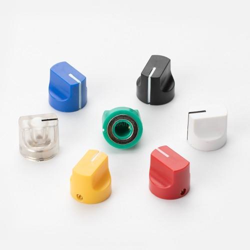 KN-1611 Plastic Potentiometer Switch Knob Top