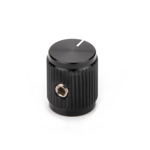 A-1316 Aluminum Alloy Potentiometer Control knurled Knob