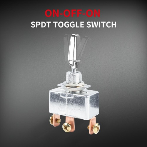 R13-401-103 Chrome Plated Auto Switch