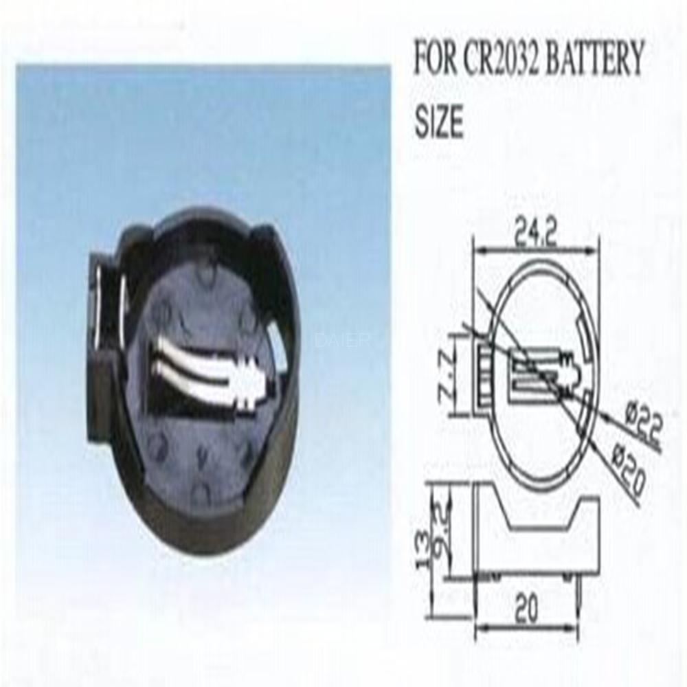 2032 battery holder