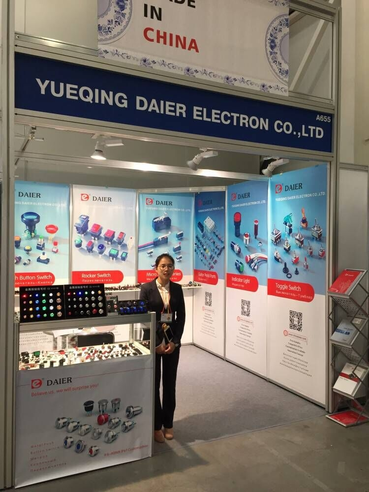 2017 Electronica-Daier booth