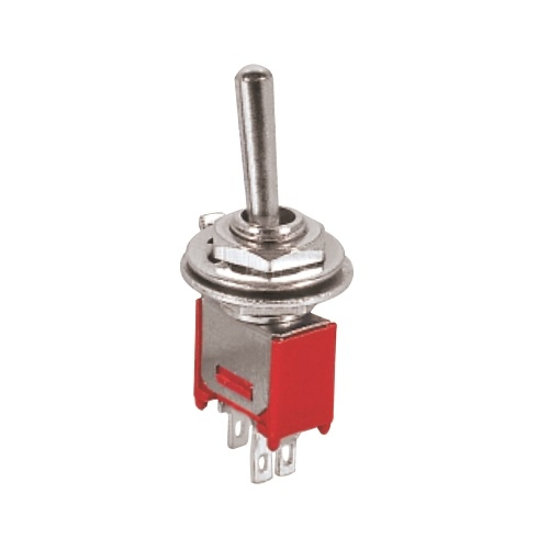 Brass Toggle Switch Smts 103 2a1 From Daier Company