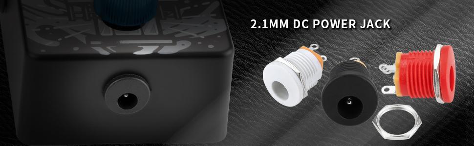 DC-022 12V 2.1mm DC Jack